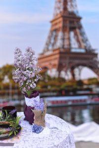 Благотворительная фото-акция «Увидеть Париж и… Жить!»